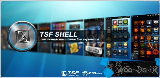 TSF-Shell
