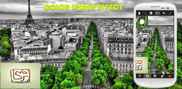 Color-Splash-Effect