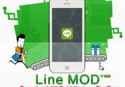 دانلود Line Mode ورژن ۹٫۲٫۲ با امکانات بیشتر از نسخه ارجینال !