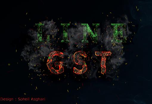 line-gst