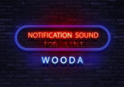 اضافه کردن صدا به صدا های Notification مسنجر لاین