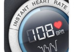 دانلود برنامه شمارش ضربان قلب Instant Heart Rate Pro