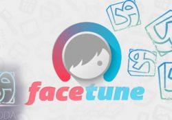 دانلود نرم افزار فوق العاده ویرایش چهره اندروید Facetune v1.1.4