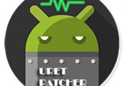 دانلود پچر اختصاصی یورت برای برنامه های اندروید Uret Patcher v2.8