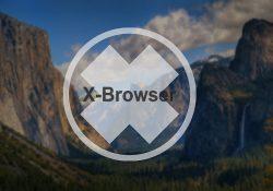 دانلود XBrowser – کم حجم ترین مرورگر دنیا با سرعت بالا و جذاب !