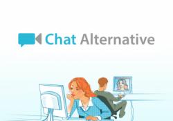 دانلود چت آلترناتیو نرم افزار چت ویدیویی اندروید Chat Alternative 6.3.7