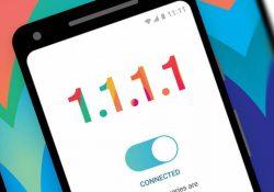 دانلود A 1.1.1.1: Faster & Safer Internet v2.0.6 | برنامه اینترنت سریع و امن