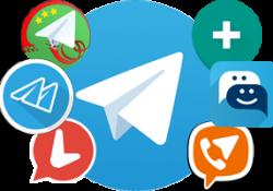 رفع مشکل نصب نشدن تلگرام های غیررسمی موبوگرام و…